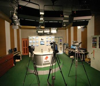 校园电视台系统所需设备图