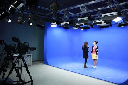 虚拟演播室技术效果图
