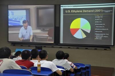 利用录播教室实现远程互动教学