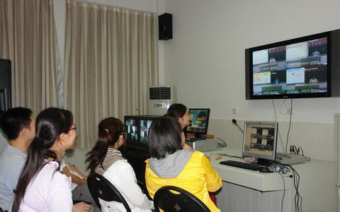 利用录播系统实现系统化的教师技能实训室