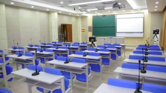 全自动录播系统组成部分--教室效果图