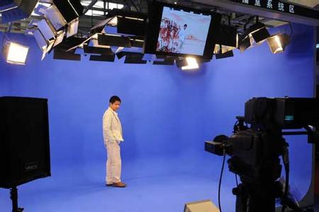 虚拟演播室的关键技术
