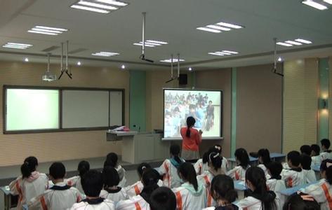 全自动录播教室建设促进教育平衡